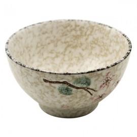 Bol din ceramica ( Design coreean ) 12.5 cm
