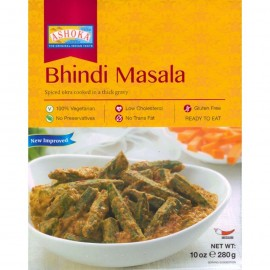 Бххди Масала (готова за ядене) 280гр - Ашока