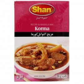 Korma Mix 50g - Shan