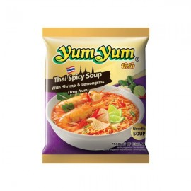 Instant Noodles Thai Spicy Soup 100g - Yum Yum
