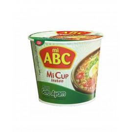 Instant Cup Noodle Soto Chicken 60g - ABC