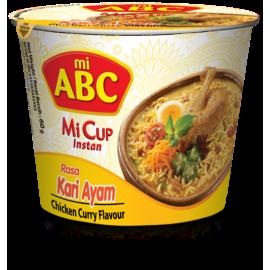 Миг супа с пиле и къри (стъкло) 60г - ABC