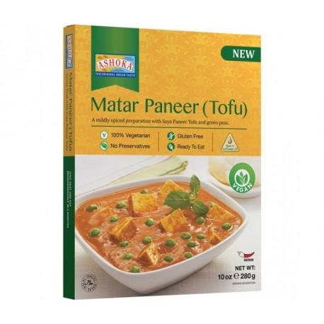 Matar Paneer - Tofu (gata de mancat) 280g