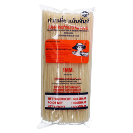 Taitei din orez 1mm 400g - Farmer Brand