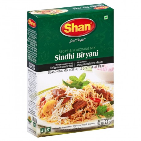 Condimente Sindhi Biryani 60g - Shan