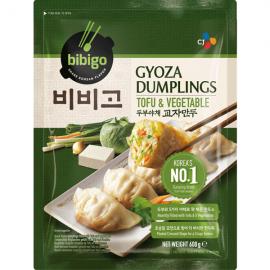 Gyoza cu tofu si legume 600g - Bibigo