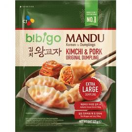 Gyoza cu porc si kimchi 525g - Bibigo