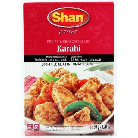 Mix de condimente Karahi 50g - Shan