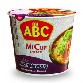 Instant Cup Noodle Onion Chicken 60g - ABC