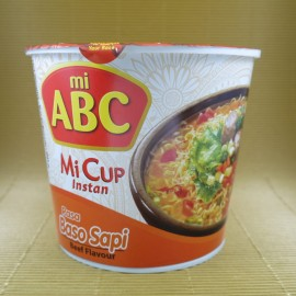 Supa instant cu vita (Pahar) 60g - ABC