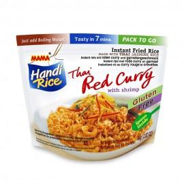 Orez instant cu Curry rosu si creveti 80g - Mama