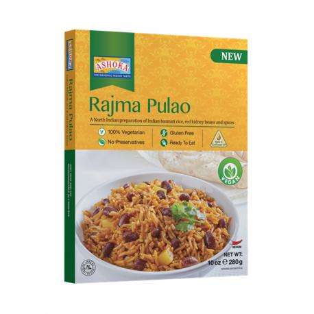 Rajma Pulao (gata de mancat) 280g