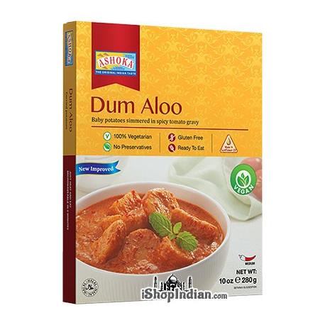 Dum Aloo (gata de mancat) 280g - Ashoka