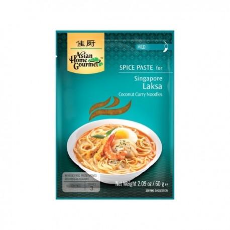 Pasta Laksa Singapore 50g - AHG