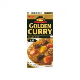 Spice Paste for Curry (Hot) 92g - S&B