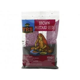 Seminte de mustar BROWN 100g - TRS