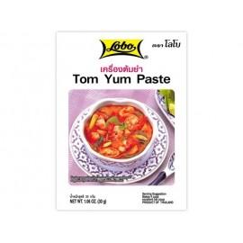 Tom Yum Soup Paste 30g - Lobo