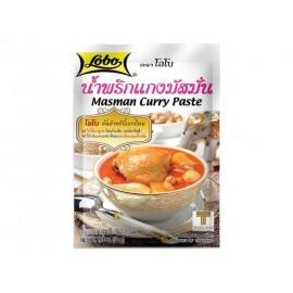Masman Curry Paste 50g - Lobo